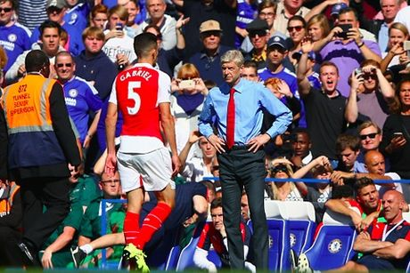 Chelsea 2–0 Arsenal: Costa lam tro, Arsenal dinh 2 the do, Chelsea thang derby - Anh 1
