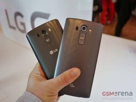 LG giam gia smartphone cao cap de canh tranh - Anh 1