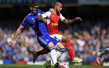 "Chelsea danh bai Arsenal sau tran ""mua the do"" - Anh 4"