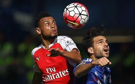 "Chelsea danh bai Arsenal sau tran ""mua the do"" - Anh 5"