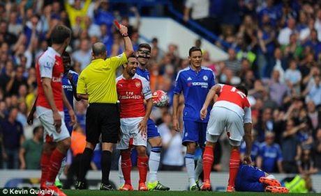 "Chelsea danh bai Arsenal sau tran ""mua the do"" - Anh 6"