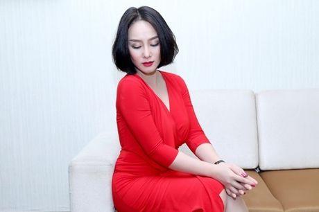 Thu Phuong cong khai 'dao keo' sau ly hon Thanh Trung - Anh 1
