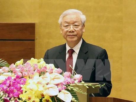 Danh sach Uy vien Bo Chinh tri khoa XI - Anh 1