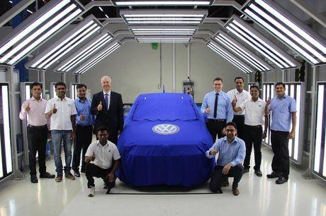 Volkswagen Ameo hoan toan moi ra mat - Anh 1