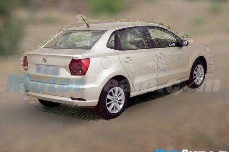 Volkswagen Ameo hoan toan moi ra mat - Anh 2