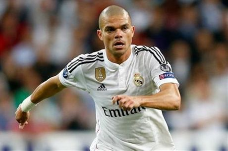Pepe thua nhan Real Madrid da het cua vo dich - Anh 1