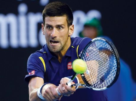 Djokovic dai chien Federer o ban ket Australian Open - Anh 1