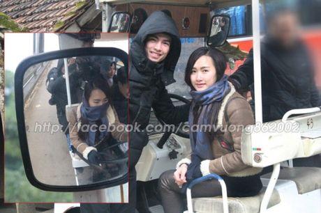 """Truy tim"" co gai lai xe dien xinh nhat Vinh Bac Bo - Anh 1"