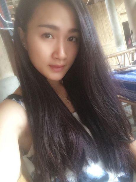 """Truy tim"" co gai lai xe dien xinh nhat Vinh Bac Bo - Anh 2"