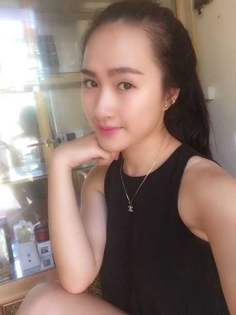 """Truy tim"" co gai lai xe dien xinh nhat Vinh Bac Bo - Anh 3"