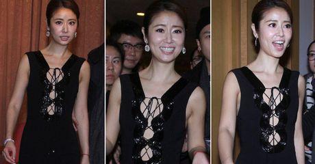 Lam Tam Nhu mac phong phanh, lo than hinh gay go - Anh 1