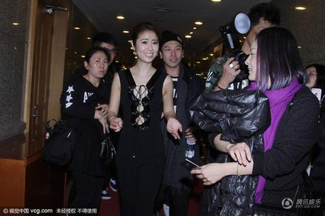 Lam Tam Nhu mac phong phanh, lo than hinh gay go - Anh 5