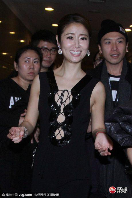 Lam Tam Nhu mac phong phanh, lo than hinh gay go - Anh 6