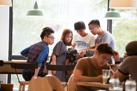 Duc Phuc tu tin tung MV moi 'xong dat' nam 2016 - Anh 6