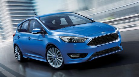 Ford rut khoi Nhat Ban va Indonesia trong nam nay - Anh 1