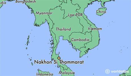 Manh vo tim thay tai Thai Lan khong phai cua MH370 - Anh 2