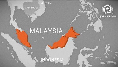 Lat thuyen nhap cu, 13 thi the dat vao bo bien Malaysia - Anh 1