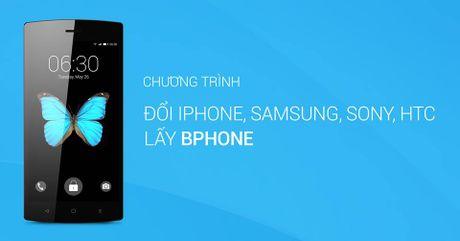 Bkav cho doi iPhone, Samsung lay Bphone - Anh 1