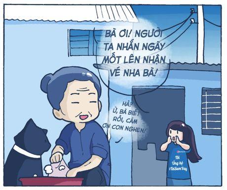 Gioi tre chung tay mang Tet sum vay den moi nguoi - Anh 2