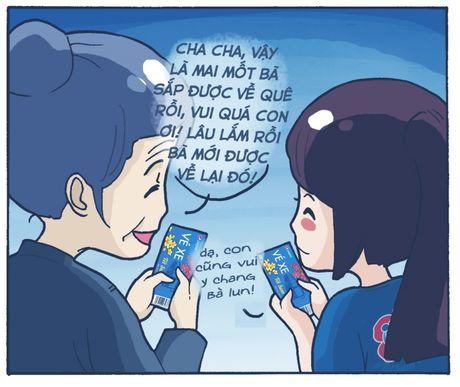 Gioi tre chung tay mang Tet sum vay den moi nguoi - Anh 3