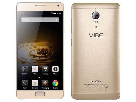 Lenovo cong bo Vibe P1 Turbo voi 3 GB RAM, pin 5.000 mAh - Anh 1