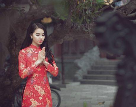 Thieu nu Nam Dinh rang ro khoe sac xuan thi - Anh 10