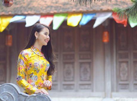 Thieu nu Nam Dinh rang ro khoe sac xuan thi - Anh 16