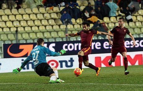 AS Roma: Da thay mau xanh hy vong - Anh 1