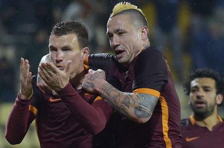 AS Roma: Da thay mau xanh hy vong - Anh 2