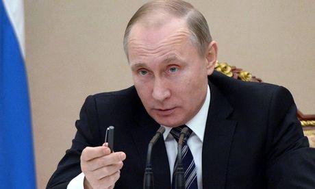 Tong thong Nga Putin dai thang Tong thong My Obama - Anh 1