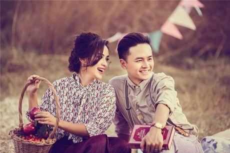 Khoanh khac lang man cua Tu Vi - Van Anh trong ngay Valentine - Anh 2