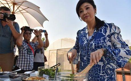 Cuu Thu tuong Thai xinh dep hop bao khoe rau tu trong - Anh 5