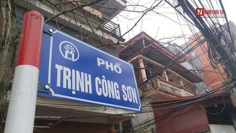 Ha Noi cung co mot con duong tho mong mang ten Trinh Cong Son - Anh 3