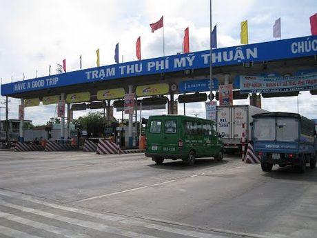 Muc thu phi BOT duoc ban hanh tren co so nao? - Anh 1