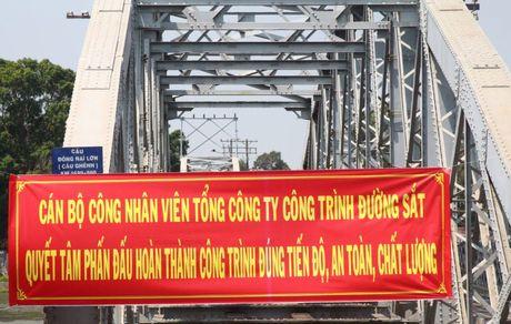 Thuc hien tiet kiem, khong lam le khoi cong cau Ghenh moi - Anh 1