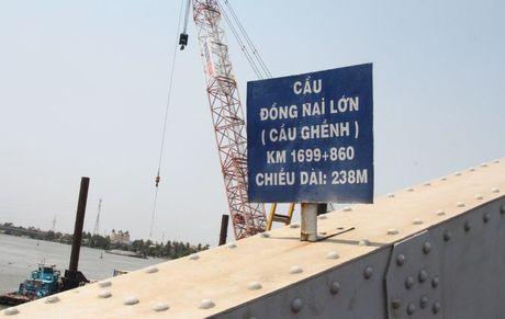 Thuc hien tiet kiem, khong lam le khoi cong cau Ghenh moi - Anh 4