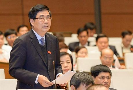 Bo truong Cao Duc Phat: 'Da so thuc pham cua chung ta an toan nhung nhan dan khong biet' - Anh 1