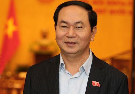 Dau an Tran Dai Quang - Anh 1