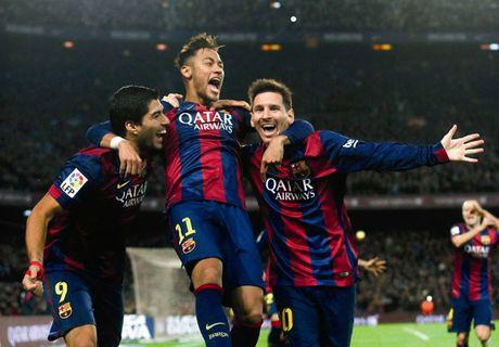 Barcelona- Real Madrid (1h30): 'Virus FIFA' co ha noi Barca? - Anh 1