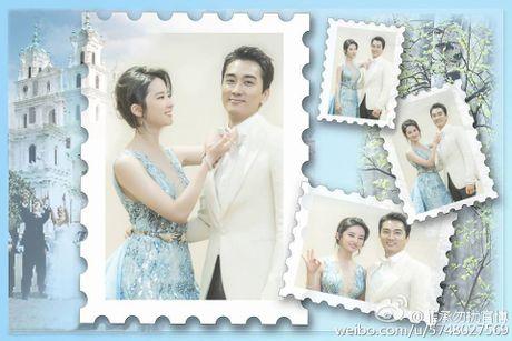 Luu Diec Phi - Song Seung Hun phu nhan chia tay - Anh 1