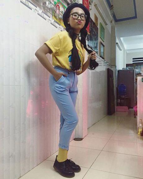 Phuong My Chi sanh dieu sau 3 nam vao showbiz - Anh 12