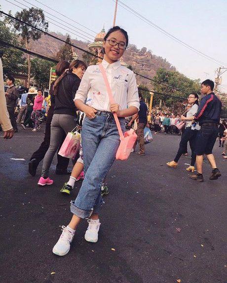 Phuong My Chi sanh dieu sau 3 nam vao showbiz - Anh 6
