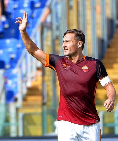 Francesco Totti: Van chua moi goi - Anh 1
