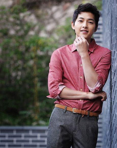 Soai ca Song Joong Ki giau co co nao? - Anh 7