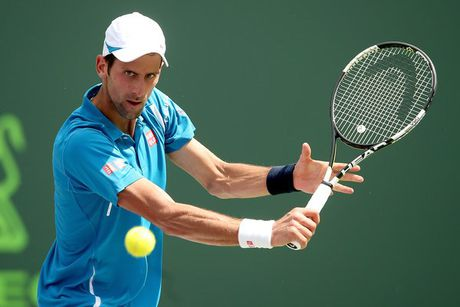 Djokovic truoc nguong cua 6 lan vo dich Miami Masters - Anh 1