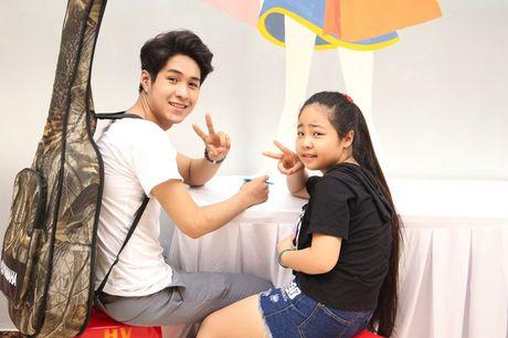 """Vietnam Idol Kids 2016: Thi sinh nhi doi dap voi BGK rat """"chat"""" va dang yeu - Anh 10"""