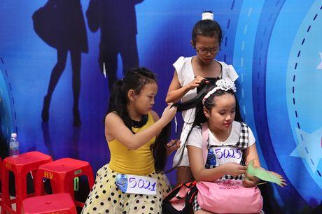 """Vietnam Idol Kids 2016: Thi sinh nhi doi dap voi BGK rat """"chat"""" va dang yeu - Anh 11"""