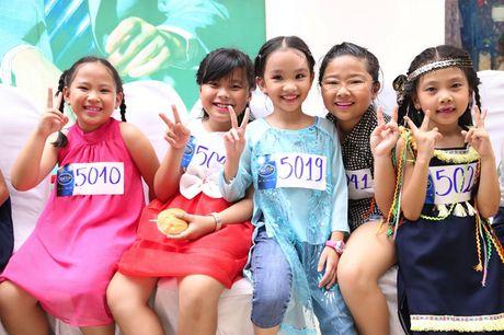 """Vietnam Idol Kids 2016: Thi sinh nhi doi dap voi BGK rat """"chat"""" va dang yeu - Anh 12"""