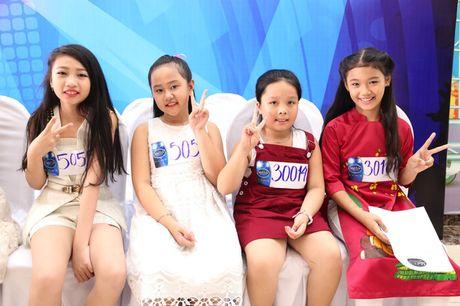 """Vietnam Idol Kids 2016: Thi sinh nhi doi dap voi BGK rat """"chat"""" va dang yeu - Anh 14"""
