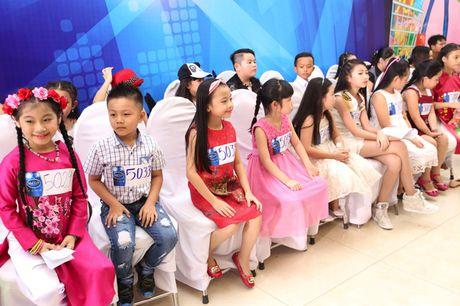 """Vietnam Idol Kids 2016: Thi sinh nhi doi dap voi BGK rat """"chat"""" va dang yeu - Anh 16"""